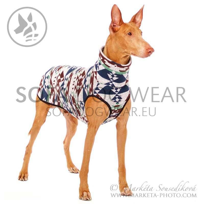 sdw hachico jumper aztek ii hunde pullover hunde mantel und hundepullover
