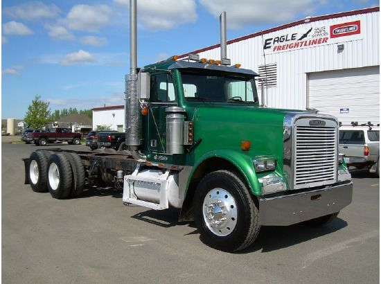 View A Larger Version Of 1995 Freightliner Fld120 Conventional Day Cab Spokane Wa 119768036 Freightliner Trucks Trucks For Sale