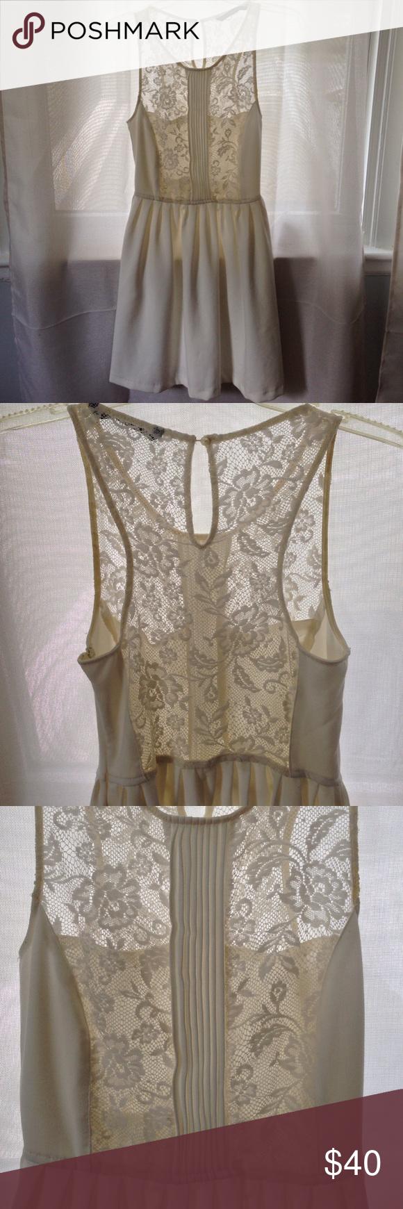 White lace dress zara  Zara uZara Trafalucu White Lace Dress  White lace dresses White