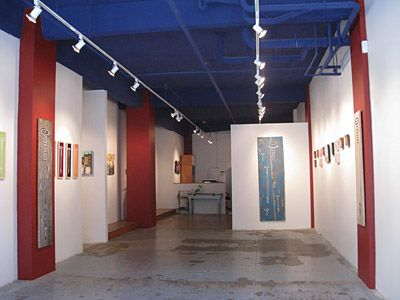 Garde Rail Gallery - Self-Taught Art - Folk Art - Outsider Art