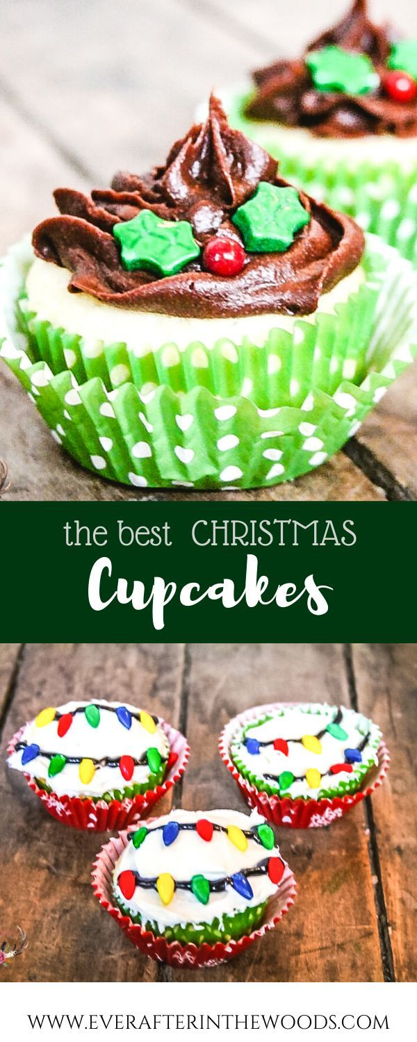 The best Christmas Cupcakes ideas for parties and