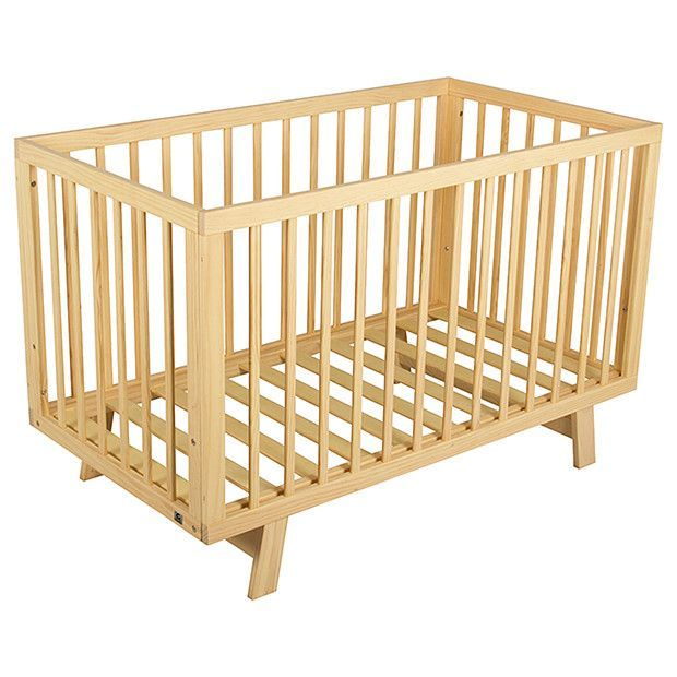 The Childcare Eclipse Cot Bed Is A Prefect And Safe Choice For Your Toddler Featuring Attractive Clean Timber Lines This Neutral Perfect