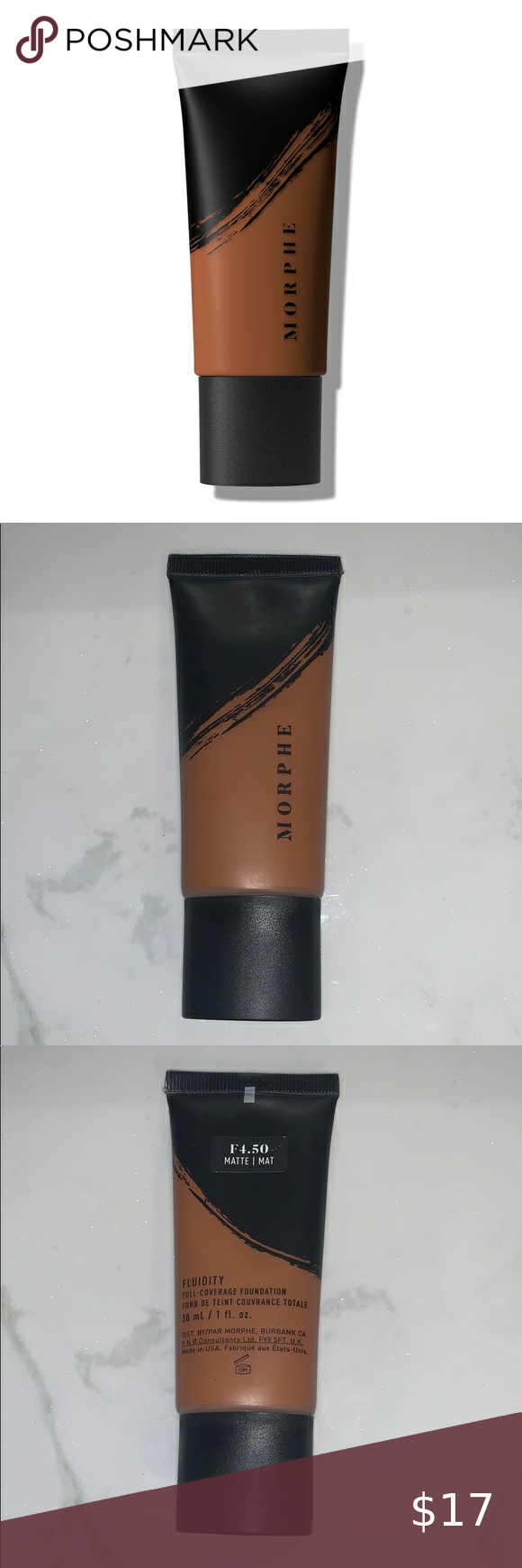 New Morphe Foundation F4.50 in 2020 Makeup foundation
