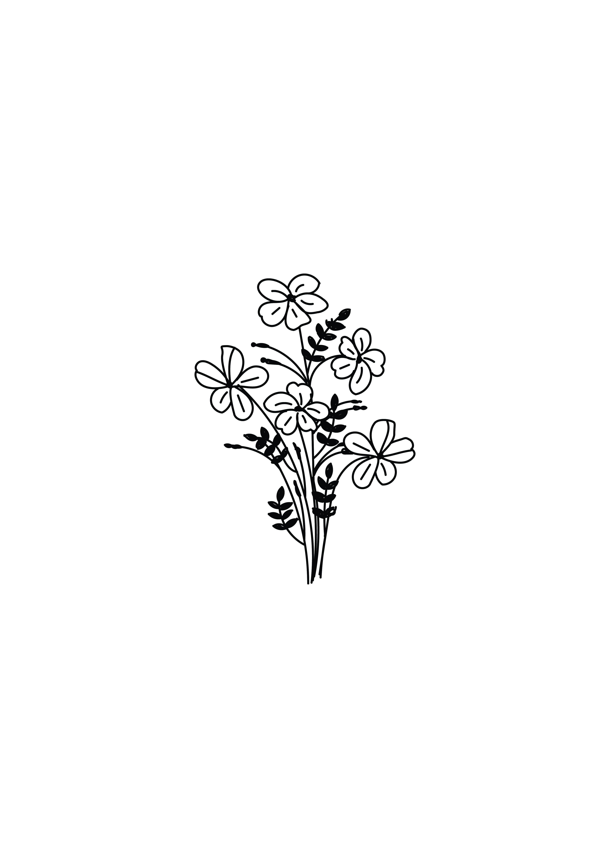 Branding And Graphic Design By Ireneflorentina 2020 Aplike Sablonlari Cizim Sanatsal Resimler