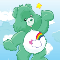 Bashful Heart Bear Bear Coloring Pages Care Bears Cousins Care Bear Party