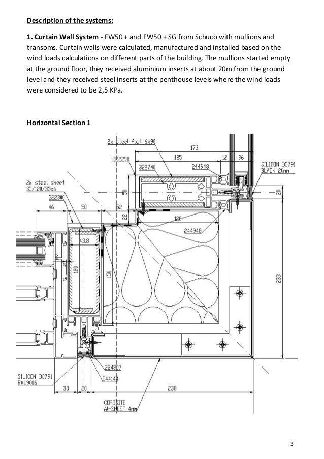 Bildergebnis für curtain wall slab detail | DETAILS