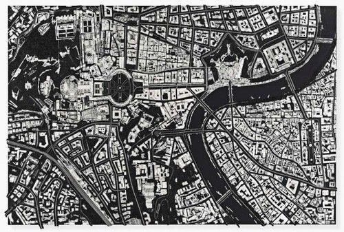 Black Scalpel Cityscapes