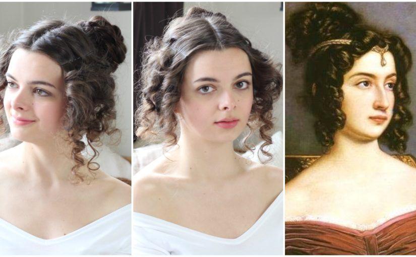 19th Century Hair Makeup Tutorial Victorian Hairstyles Vintage Hairstyles Tutorial Historical Hairstyles