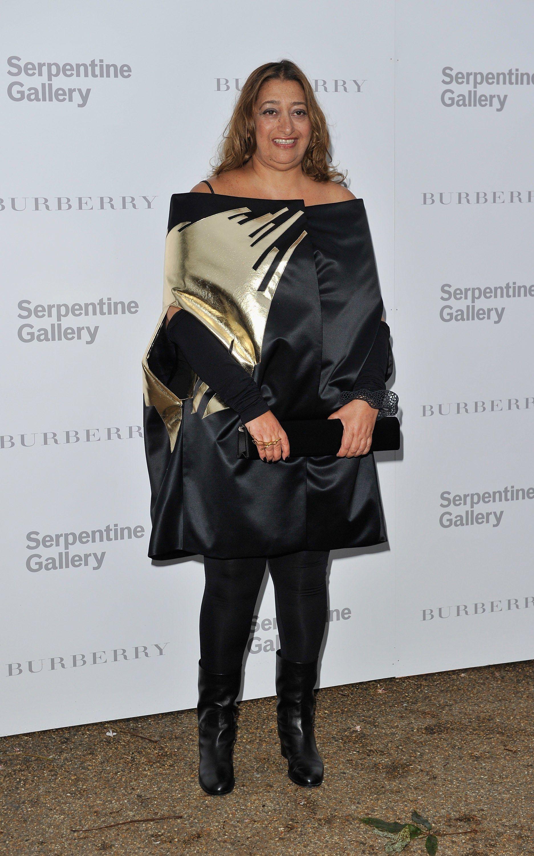 Zaha Hadid Style zaha hadid's daring style | legendary architects | pinterest | zaha