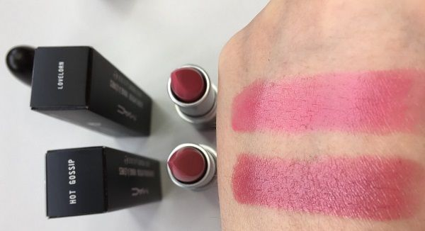 hot gossip lovelorn mac lipstick