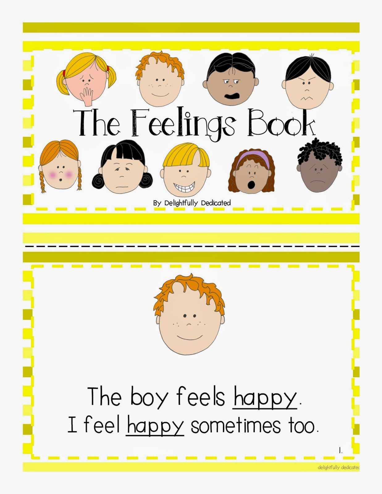 5 Days of Fun: Day 3 | Social stories preschool, Social ...
