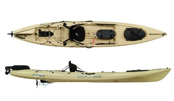 Ocean kayak torque fishing kayak review fishing kayak for Fishing kayak review