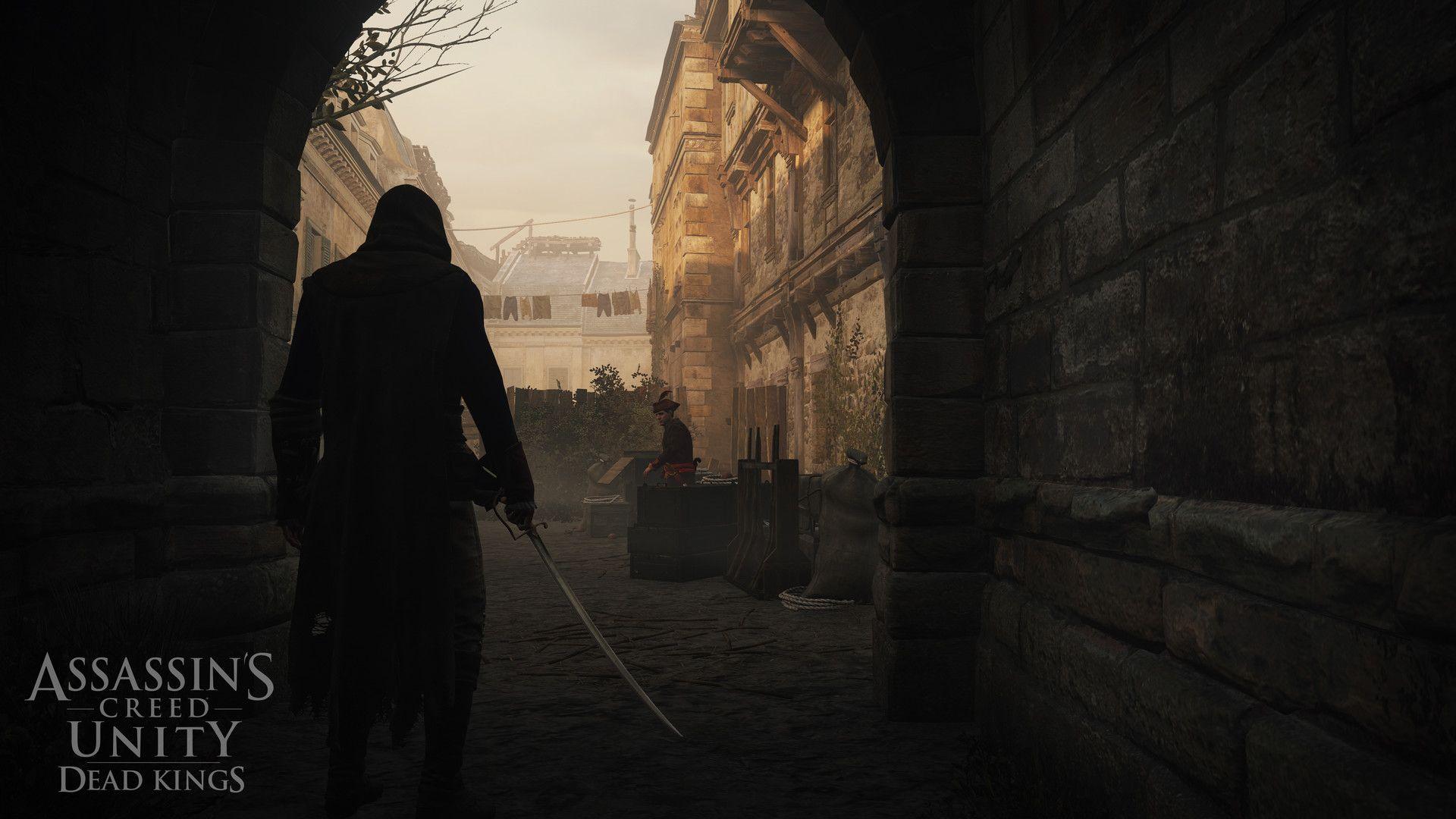 Artstation Assassin S Creed Unity Dead Kings Marketing