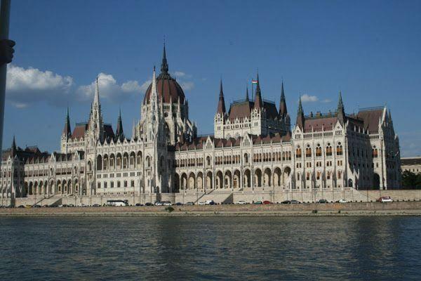 Budapest: transporte y polillas