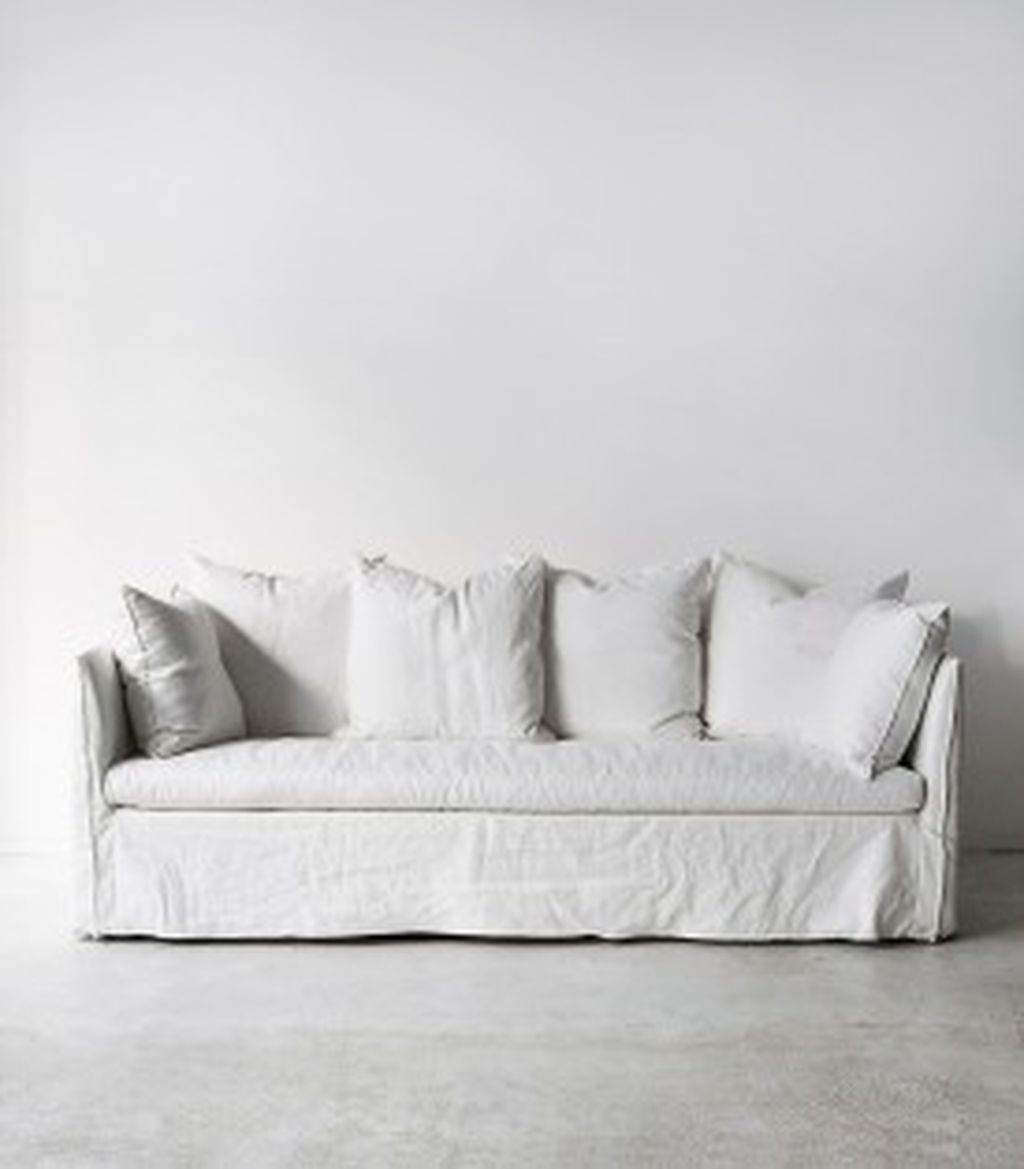 White Couch Cover Best Leather Sofa