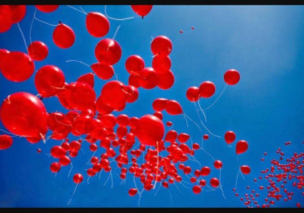 99 Luftballons Red Balloon Balloons Balloons Tumblr