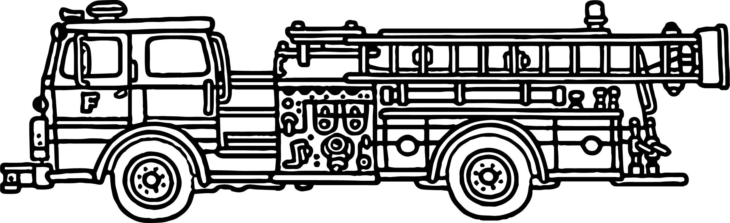 Fire Truck Coloring Page Kenworth Wrecker Fire Truck Coloring Page Wecoloringpage Davemelillo Com Truck Coloring Pages Train Coloring Pages Monster Truck Coloring Pages
