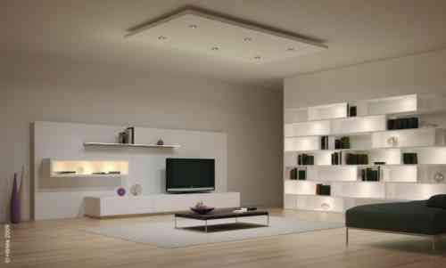 Poser un faux plafond  idées et conseils Faux plafond, Plafond et