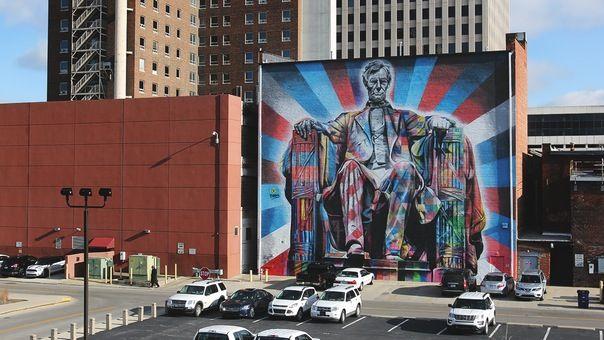 On the Grid :: PRHBTN Murals, Lexington, KY, Lexington, KY