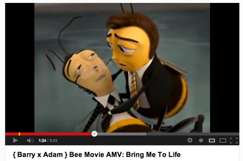 My Girl Meme Bee Movie