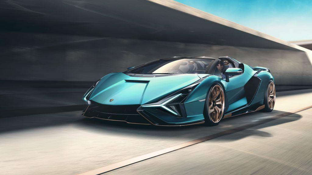 Lamborghini Announces The Sian Roadster Gallery Supercars Net Super Cars Super Sport Cars Roadsters