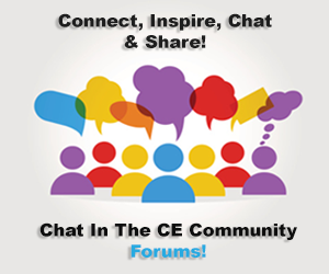Connect, Inspire, Chat & Share!