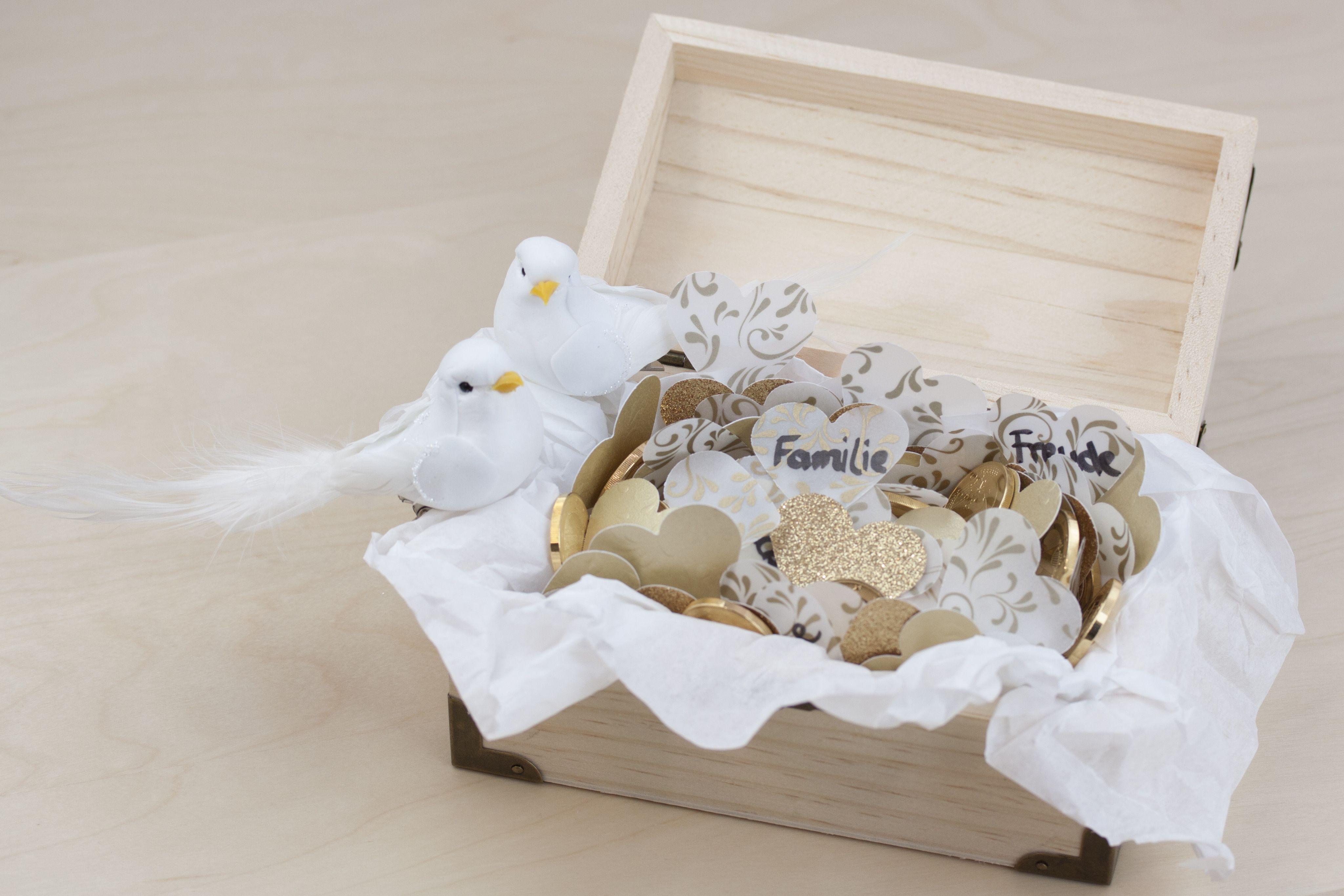 Hochzeit geschenke wunsche