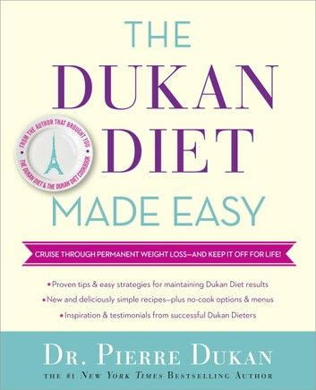 The Dukan Diet Made Easy ebook by Dr. Pierre Dukan