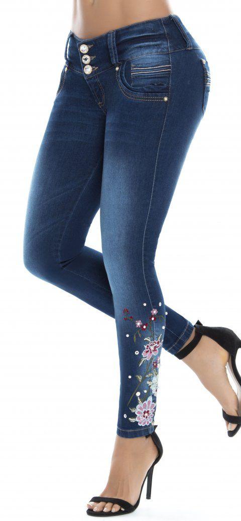 9b2b9041f3 Jeans levanta cola WOW 86285 Pantalones Levanta Cola