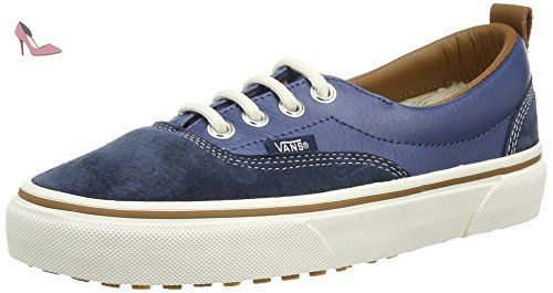 Vans Era Mte, Baskets basses Unisexe adulte - Bleu - Blue (Mte - Dress