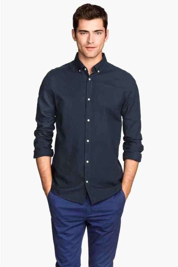 89d2273a360f9 tendencias-camisas-hombre-2015-camisa-azul-h m