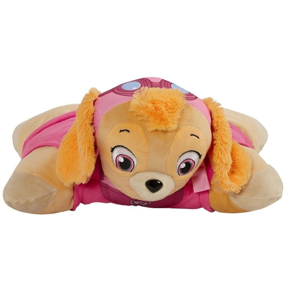 Pillow Pets Nickelodeon Paw Patrol Skye Helicopter Pilot 16
