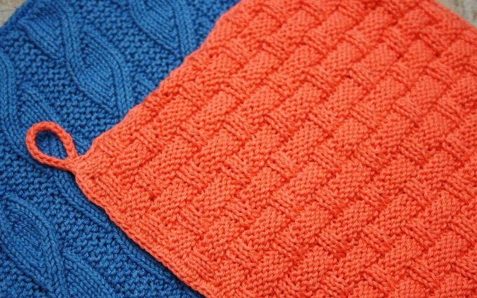 Photo of Knit potholders: a guide with pictures – Utopia.de