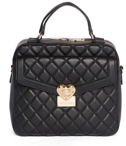 Love Moschino Quilted Handbag