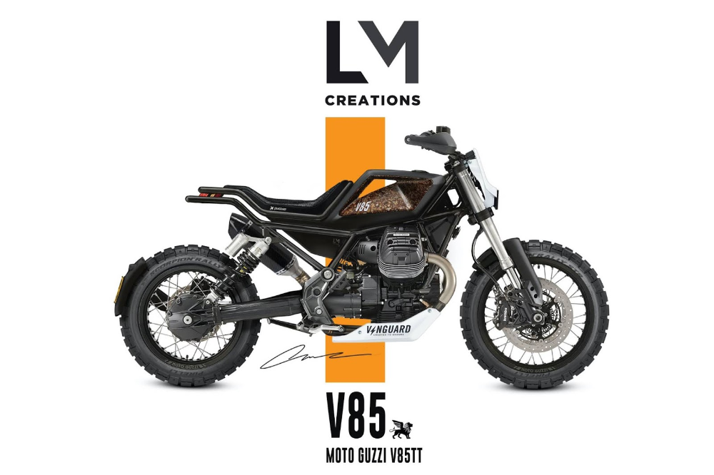 LM Creations V85 TT for Vanguard Clothing RocketGarage