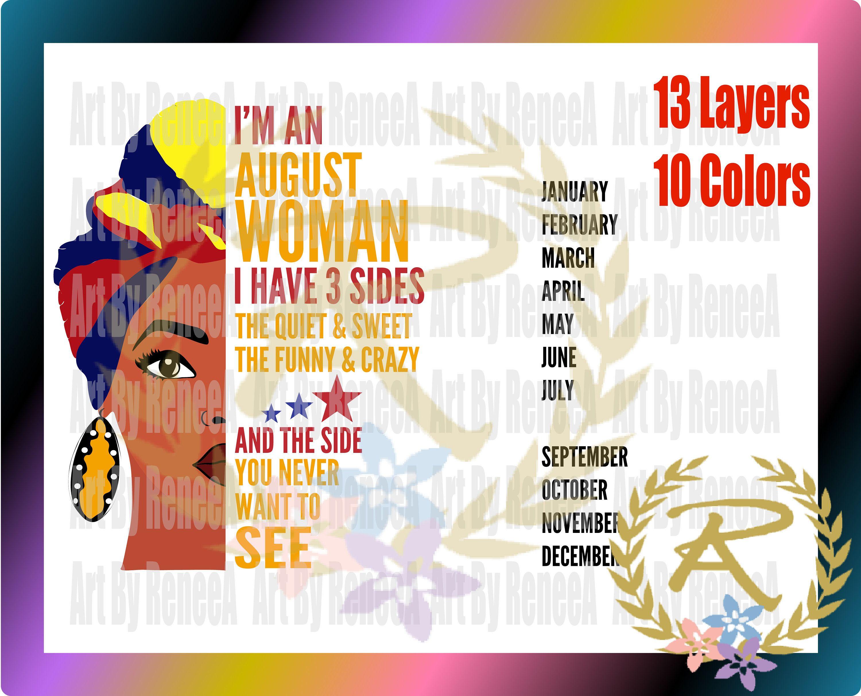 fe78254a1 Black Woman Svg