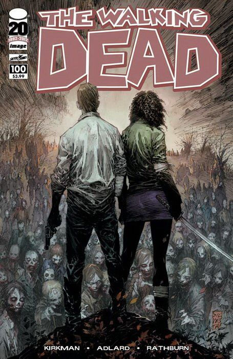 Pin Em The Walking Dead Comics