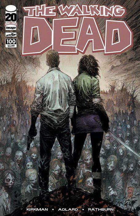 Pin Em The Walking Dead Comics