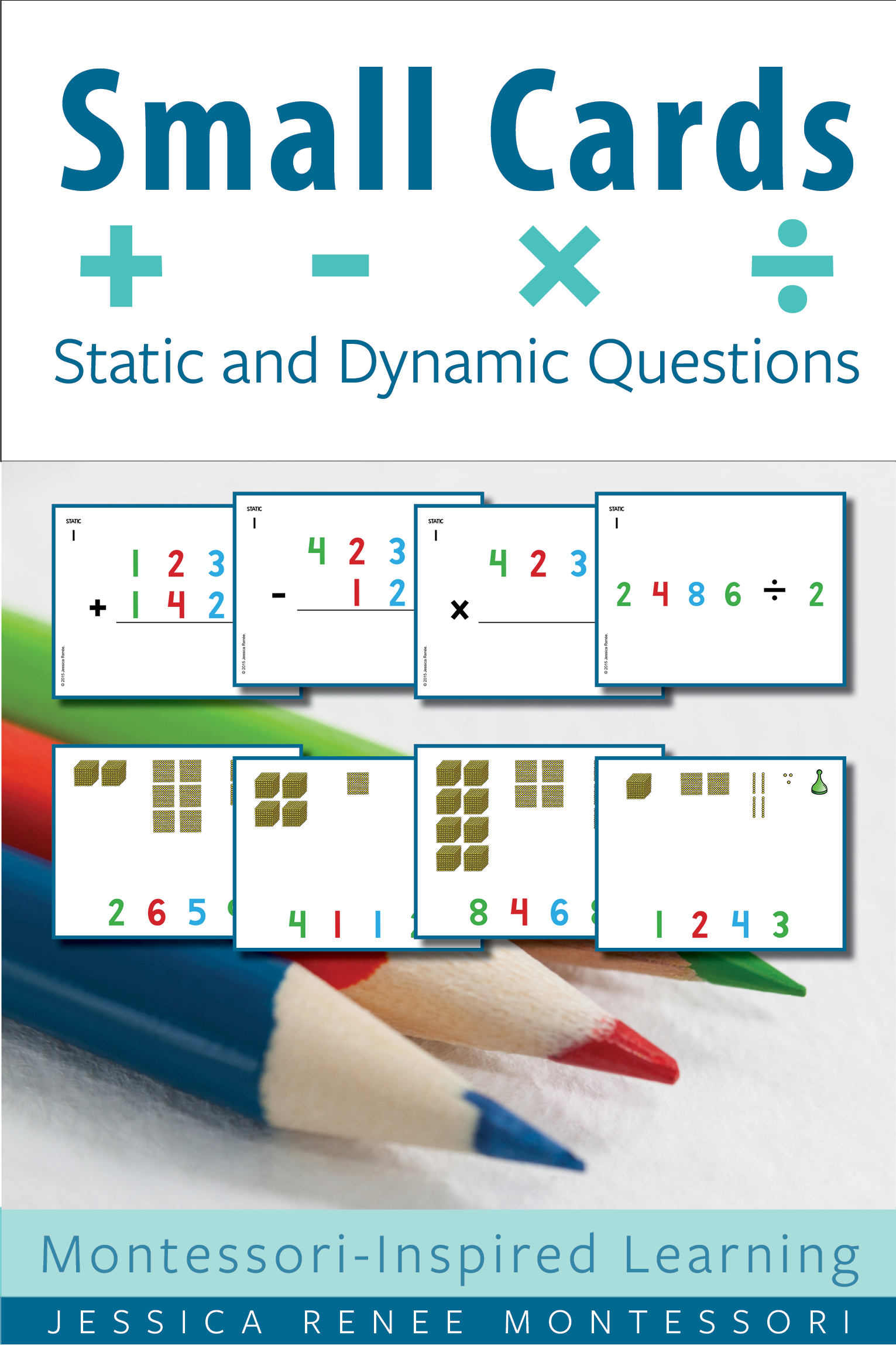Montessori Addition Subtraction Multiplication And