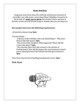 Shays Rebellion Song Songs Poems Rap