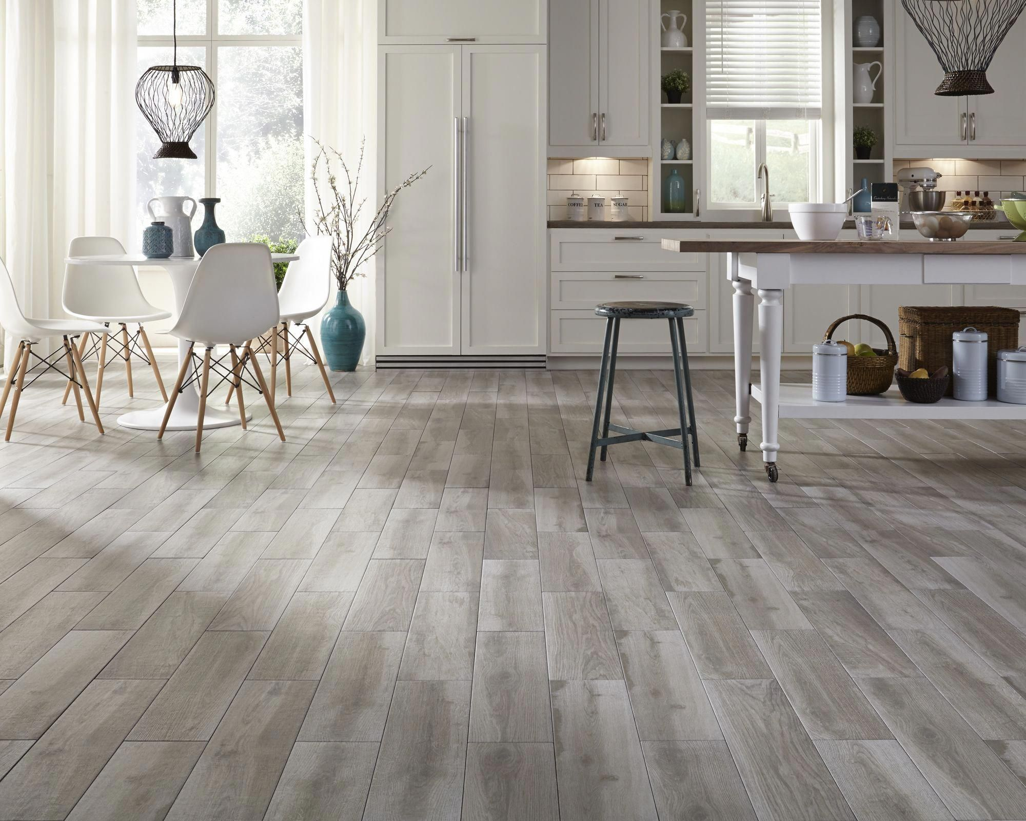 This Exciting New Flooring Trend Combines The Beauty Of Wood With