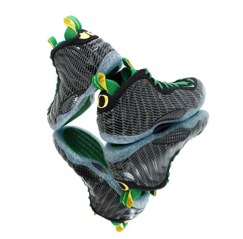 Nike Air Foamposite One ''Oregon Ducks''