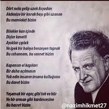 Erdoğandan Nazım Hikmet şiiri 12