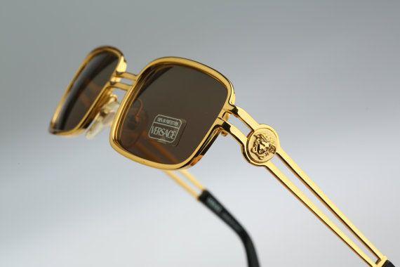 73614d105580ca Gianni Versace Mod S53 Col 030   Vintage sunglasses   NOS   90s ...