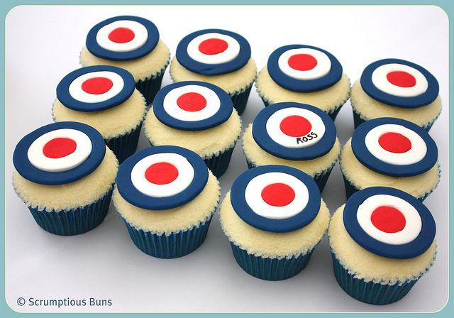 Mod Targets Food Baking Mini Cheesecake