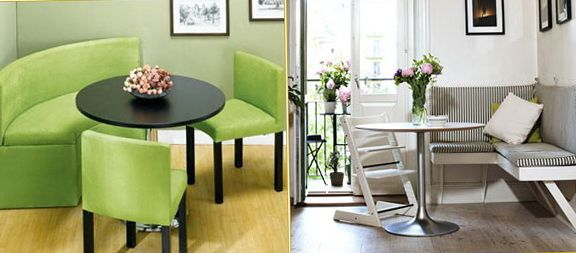 Dining Room:Small Round Dining Room Kitchen Tables Chairs Wall Paint Floor  Tile Accessories Wallpaper Stunning Modern Style Of Dining Room F..
