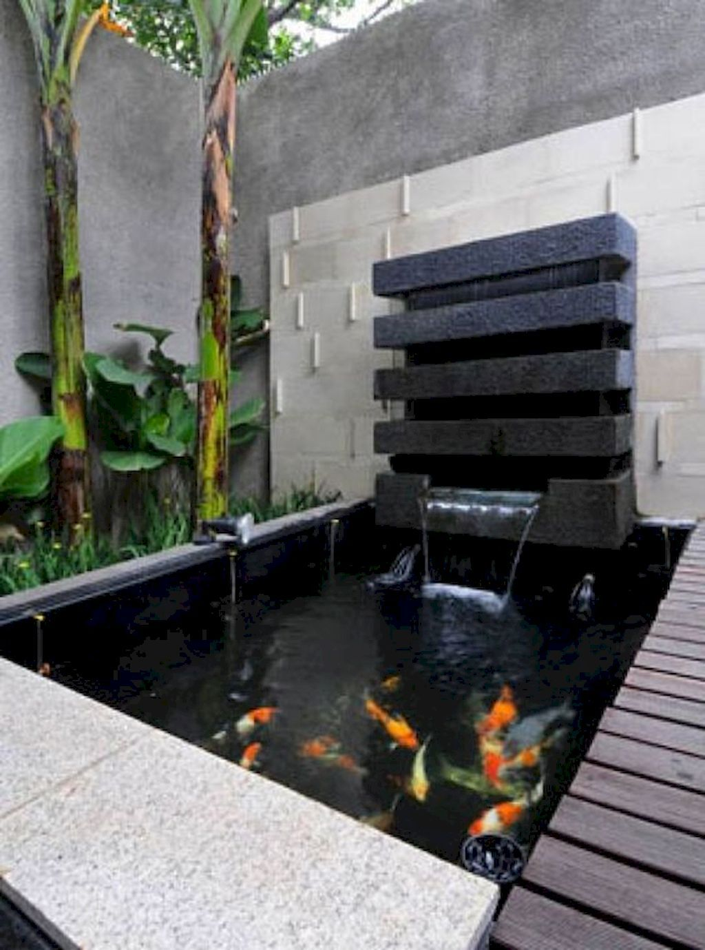 55 Most Popular Pond And Water Garden Ideas For Beautiful Backyard Pond Design Indoor Pond Ponds Backyard