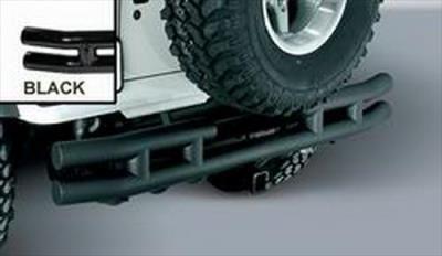 4wheelcarparts 1994 jeep wrangler yj rugged ridge 3 inch rear tube rh pinterest com
