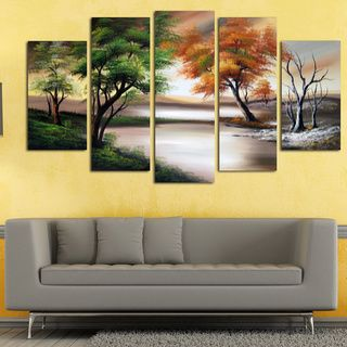 Unique Large Canvas Wall Hangings