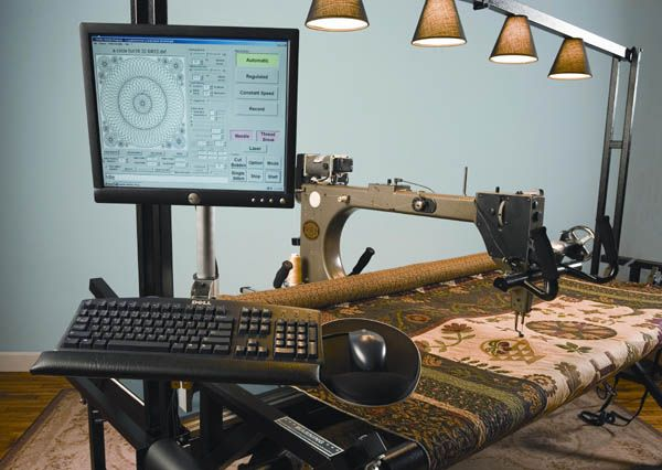 GAMMILL CLASSIC STATLER STITCHER (26-10) | Quilting Machines ... : statler quilting machine - Adamdwight.com